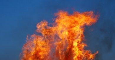 Großfeuer in Lübtheen