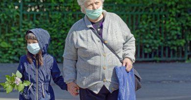 Maskenwahn in Deutschland